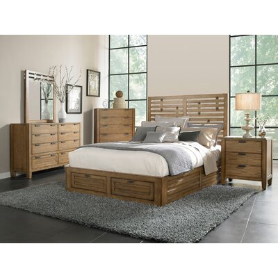 Broyhill® Ember Grove Storage Panel Bed