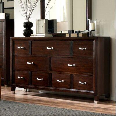Broyhill® East Lake 2 7-Drawer Dresser