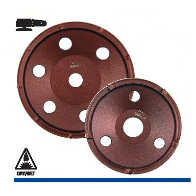 Diteq PCDC-35 Cup Wheels