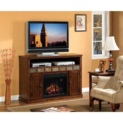 "Classic Flame Advantage Sedona 52"" TV Stand with Electric Fireplace"