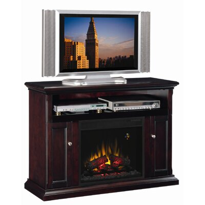"Classic Flame Advantage Cannes 48"" TV Stand with Electric Fireplace"