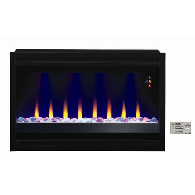 Classic Flame Contemporary Electric Insert Fireplace