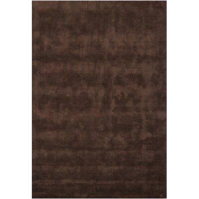 Chandra Clarissa Brown Solid Rug