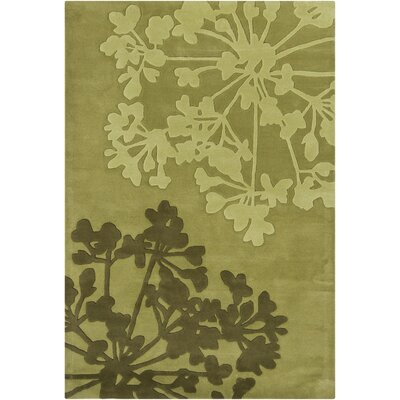 Chandra Rugs INT Floral Rug