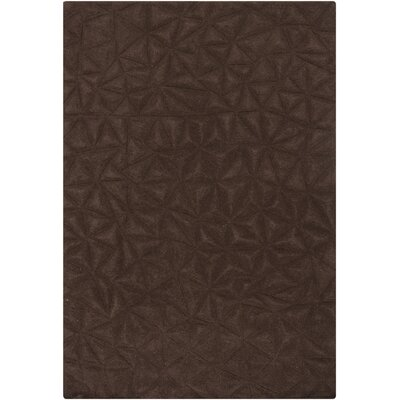 Chandra Celina Brown Solid Rug