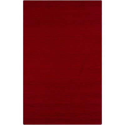Chandra Rugs Luxor Red Rug