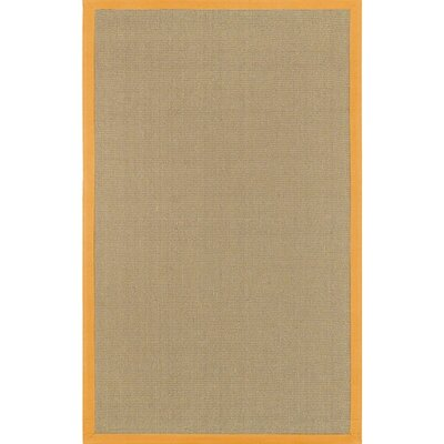Chandra Rugs Bay Orange Rug
