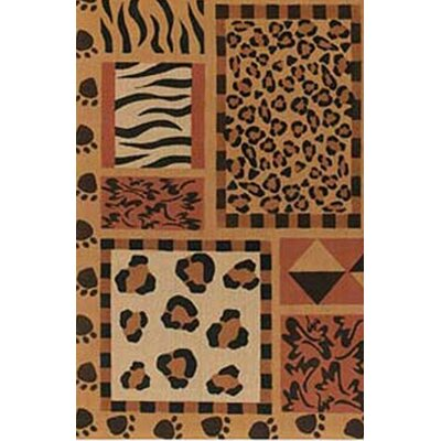 Chandra Rugs Safari Rug
