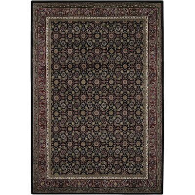 Chandra Rugs Arumai Black Rug