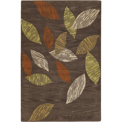 Chandra Rugs Aschera Brown Rug