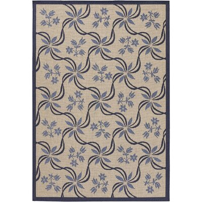 Chandra Rugs Plaza Tan Rug