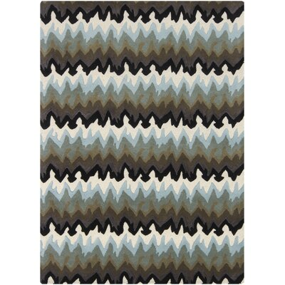 Chandra Bajrang Gray Multi Rug