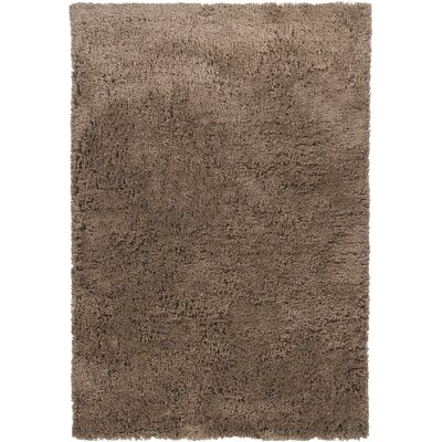 Chandra Rugs Bancroft Shag Brown Rug