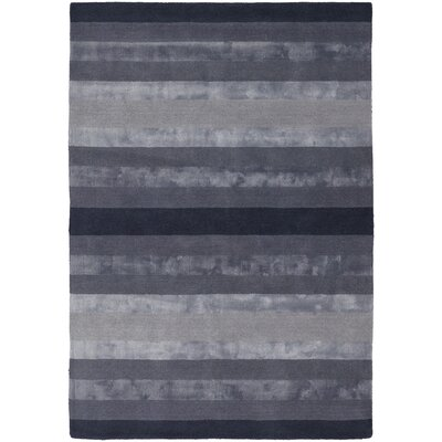 Chandra Rugs Gardenia Dark Grey Rug