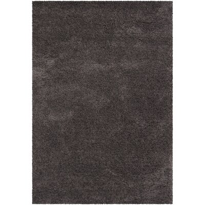 Chandra Rugs Ombra Shag Brown Rug