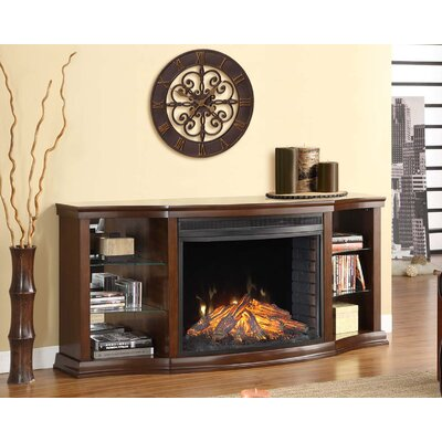 "Muskoka Contessa 71"" TV Stand with Electric Fireplace"
