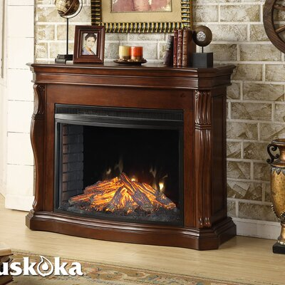 Tuscan Electric Fireplace