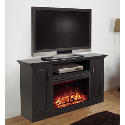 "Muskoka Clayton 51"" TV Stand with Electric Fireplace"