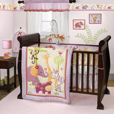 Bedtime Originals Lil' Friends Crib Bedding Collection