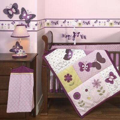 Bedtime Originals Provence Crib Bedding Collection