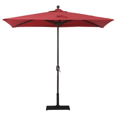 Galtech International 3.5' x 7' Market Umbrella