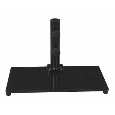 Galtech Steel Plate Free Standing Umbrella Base