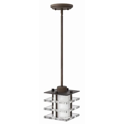 Fredrick Ramond Luxe 1 Light Mini Pendant