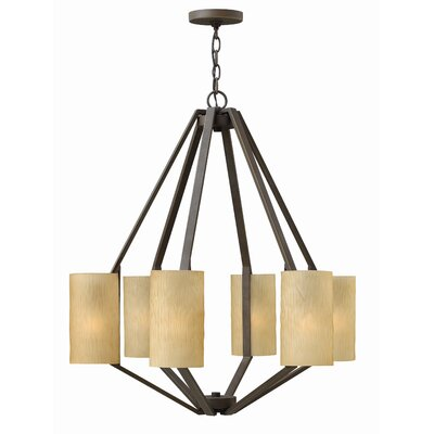 Alden 6 Light Chandelier