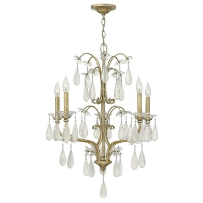 Francesca 5 Light Chandelier
