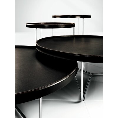 Luxo by Modloft Adelphi Low Coffee Table