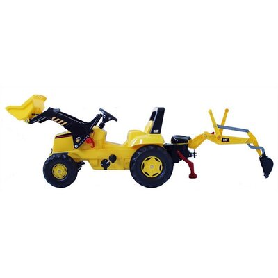 Kettler USA CAT Front Loader with Backhoe