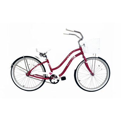 Kettler USA Women's Verso Capri Single Speed Cruiser