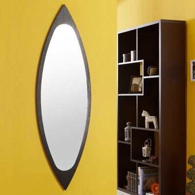 "Hokku Designs 62.2"" H x 19.3"" W Urban Wall Mount Mirror"