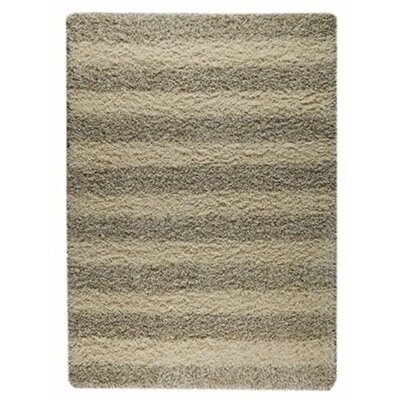 Hokku Designs Kyoto Natural Striped Rug