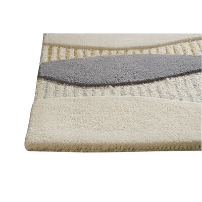 Hokku Designs Sound Grey/Beige Rug