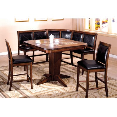 Hokku Designs Bogna 6 Piece Dining Set