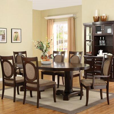 Hokku Designs Regan 7 Piece Dining Set