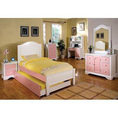 Hokku Designs Aila 6-Drawer Dresser