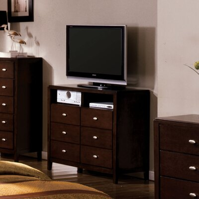 Hokku Designs Easton 6 Drawer Dresser