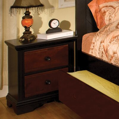 Mackenzie 2 Drawer Nightstand