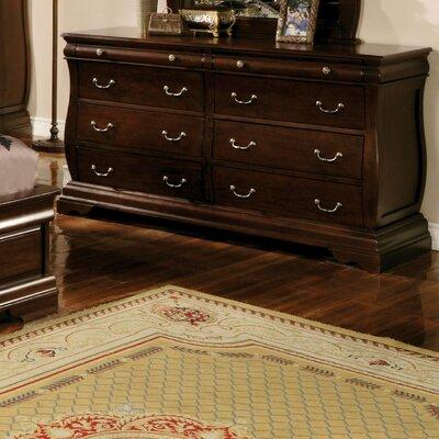 Hokku Designs Bruin 6 Drawer Dresser