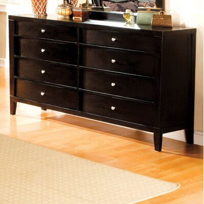 Hokku Designs Clayton 8 Drawer Dresser