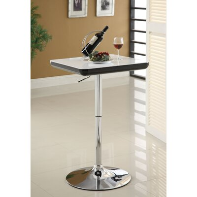 Hokku Designs Renee Adjustable Bar Table