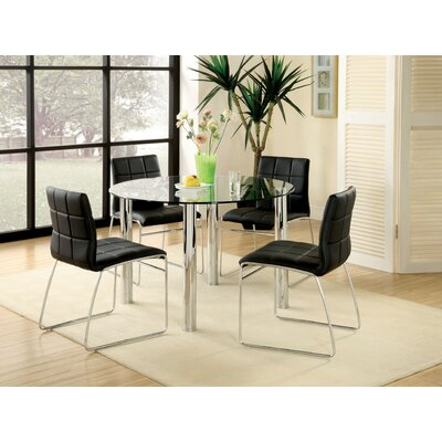 Hokku Designs Narbo 5 Piece Dining Set