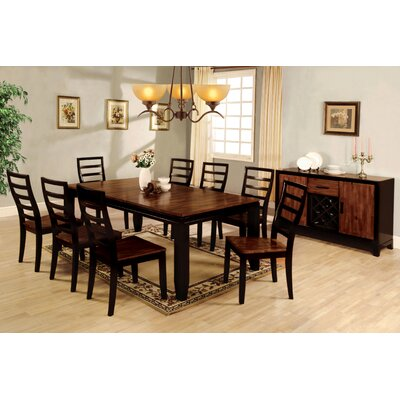 Marion Acacia Dining Table Wayfair
