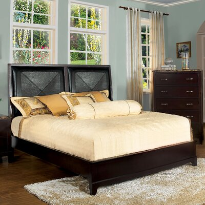 Hokku Designs Willow Panel Bed