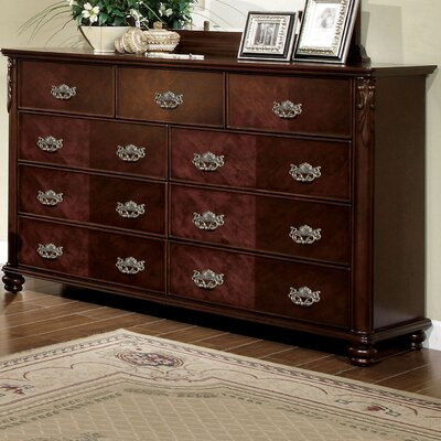 Velda 9 Drawer Dresser