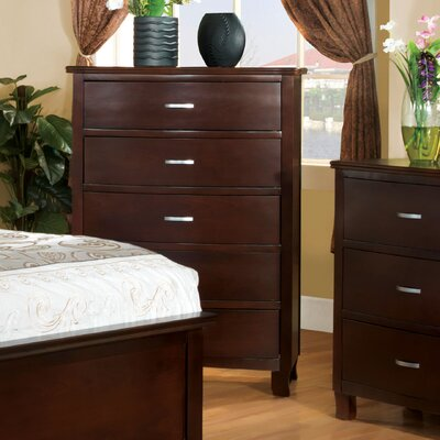 Vandenberg 5 Drawer Chest