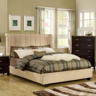 Milano Wingback Bed
