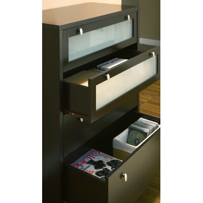 Hokku Designs Grove Modern 4 Drawer Chest